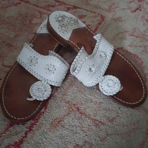 Jack Rogers Palm beach sandals